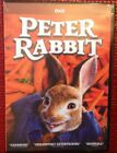 Peter Rabbit DVD 2018 New  Sealed with Free Shipping