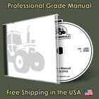 New Holland 555E, 575E, 655E, 675E Tractor Workshop Manual CD-ROM