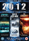Cliff DeYoung Dale Midkiff 2012 Apocalyptic Collection UK IMPORT DVD NEW