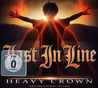 LAST IN LINE-HEAVY CROWN (W/DVD) (DLX)  (UK IMPORT)  CD NEW