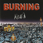 Burning-Altura  (UK IMPORT)  CD NEW
