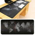 Fashion Seller World Map Mouse Pad 2018 New Large Pad To Mouse Notbook Computer