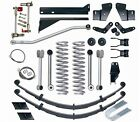 Rubicon EXP ress RE6200 Extreme Duty Suspension Lift Kit Cherokee Cherokee (XJ)