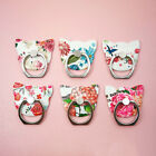 360°Hook Universal Painted Pattern Cat Finger Buckle Lazy Stent For Cell Phone