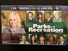 Brand New 2013 Press Pass Parks And Recreation Trading Cards Hobby Box