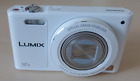 Panasonic Lumix DMC-SZ10 16.1 megapixel digital camera in WHITE