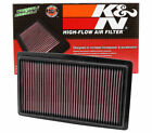 K&N 33-2499 Replacement Panel Air Filter for 2013-up Accord & Acura TLX 3.5L V6