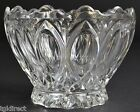 Vintage Clear Glass Scalloped Rim Candy Dish 4