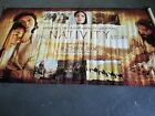 Movie theater banner  THE NATIVITY STORY