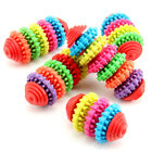 Pet Dog Teething Healthy Teeth Gums Chew Toy Durable Rubber Puppy Cat Dental
