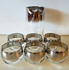 6 ROLY POLY Round Rocks GLASSES