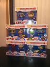 Funko Pop Lot 5 Marvel Vs Capcom Exclusive Games Infinite