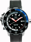 IWC Aquatimer Deep Two Stainless Steel Black Dial - IW354702