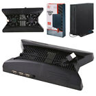 Universal Airship Shape Cooling Vertical Stand For Playsration 4 PS4 Pro~Console