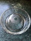 Vintage Glasbake Queen Anne Glass Baking Pan Dish RING Mold Bundt Cake 1930's