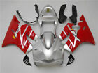 FS Injection Molding Fairing Fit for Honda 2001-2003 CBR600 F4I Silver ABS h059