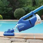 Electric Cordless Vac Above Ground Inground Pool Spa Hot Tub Vacuum Cleaner Kit