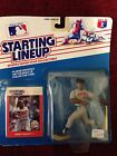 1988 Starting Lineup Baseball Kirby Puckett Figurine and Collector Card