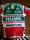 7 eleven cycling jersey xl mens Tour de France new vintage cycling 7 11