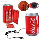 Portable Multicolor Coca Cola Type Shape Mini Car Auto Can Refrigerator 4E53