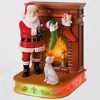 Once Upon a Christmas Stockings Hung With Care 2018 Hallmark Ornament