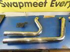 VANCE  HINES SHORT SHOT EXHAUST PIPE HARLEY 2000  UP TWIN CAM FLST SOFTAIL