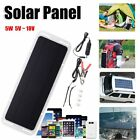 USB Port Power Bank Solar Panel Solar Power Charger Portable Battery