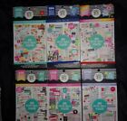 2018 NEW HAPPY PLANNER STICKER BOOK NEW updated PRODUCTIVITY 540 pcs