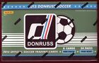 (2) 2015 DONRUSS SOCCER SEALED HOBBY BOX LOT auto sp pitch kings field generals