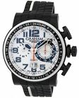 GRAHAM SILVERSTONE STOWE GMT BIG DATE CHRONOGRAPH AUTOMATIC MEN'S WATCH $11,550