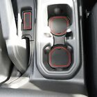 Jl Jlu Jeep Wrangler Accessories Custom Fit Cup Holder Radio Pocket Liners