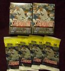 2018 TOPPS STADIUM CLUB*f s 2-BOXES & 4-FAT-PACKS*L@@K for #d AUTOs & PARALLELS*