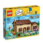 RETIRED LEGO The Simpsons 71006 The Simpsons House - New in Sealed Box