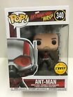 Funko Pop! Ant-Man & Wasp ANT-MAN Chase Vinyl Figure #340 Movie Marvel Limited