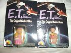 Set of E.T. The Extra Terrestrial Collectible Figures 1982 in original packaging