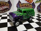 Hot Wheels 55 Chevy Panel Custom Paint Flames 4X4 100 Real Riders FREE SHIPPING