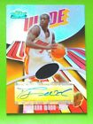 DWYANE WADE RC 2003-04 Topps Finest REFRACTOR Rookie Jersey Auto #ed 141 250 SP