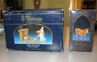 FONTANINI LOT of 2 BIRD SHELTER and STANDING OX for 5 Collection Nativity MIB
