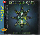 EMERALD RAIN / BROKEN SAVIOURS JAPAN CD OOP W/OBI