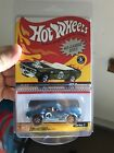 HOT WHEELS HWC Neo Classics Ice Blue 67 1967 CHEVY CAMARO Redlines