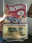 Hot Wheels 67 1967 CAMARO Silver With Black Stripe Red Line Club Exclusive