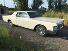 1968 Lincoln Continental  below $3600 dollars