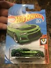 Hot Wheels 2017 Camaro ZL1 Super Treasure Hunt