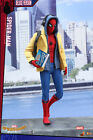 Hot Toys Spider Man Homecoming 1 6th Spider Man Deluxe Version Figure MMS426