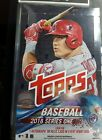 2018 Topps Series 1 Baseball Sealed Hobby Box