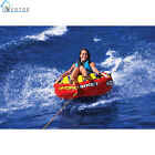 Airhead 54 Towable Water Tube Inflatable 1 Person Rider Round Sports Lake Boat