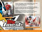 2018 Topps Finest Sealed Hobby Master Box 2 Auto Per Box Free Priority Shipping