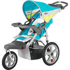 Grand Safari Single Baby Jogging Stroller Citron Infant Buggy Carriage Safe