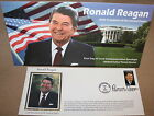 Ronald Reagan First Day of Issue Commemorative Envelope 37 cent Stamp 2/9/05