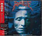 RAGE / GHOSTS JAPAN CD OOP W/OBI +1B/T